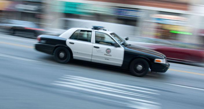 رجل شرطة أمريكي