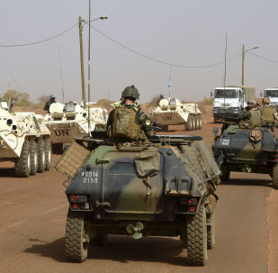 قوات الأمم المتحدة لدعم السلام في مالي