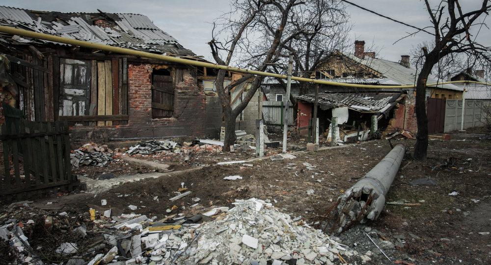 الوضع في دونباس