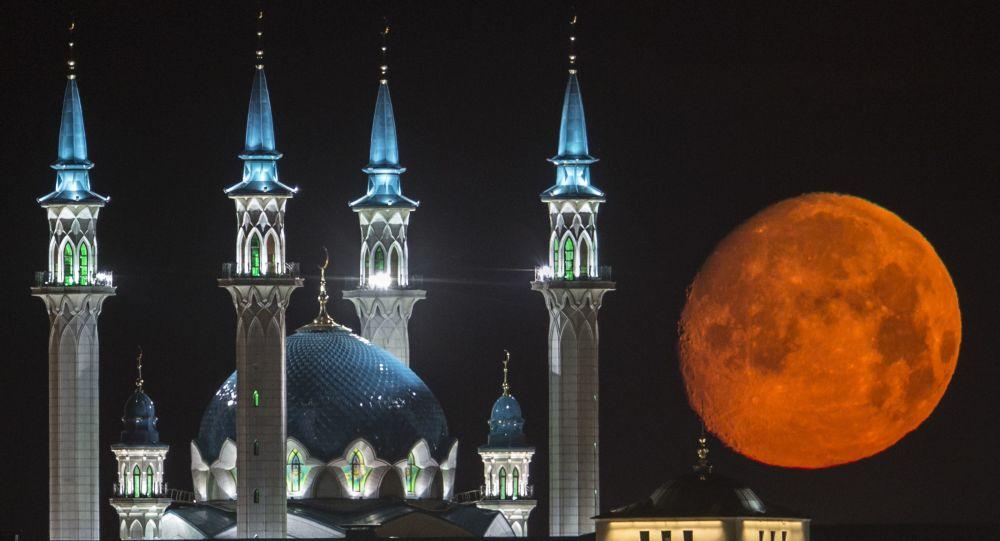 أحد المساجد بروسيا