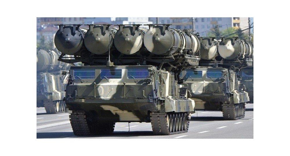 منظومة صواريخ إس-300 الروسية