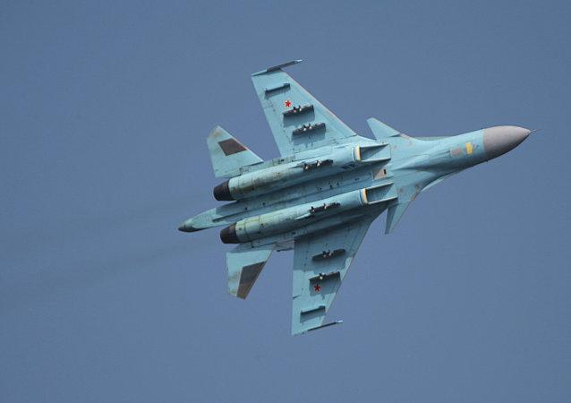 قاذفة قنابل سو-34