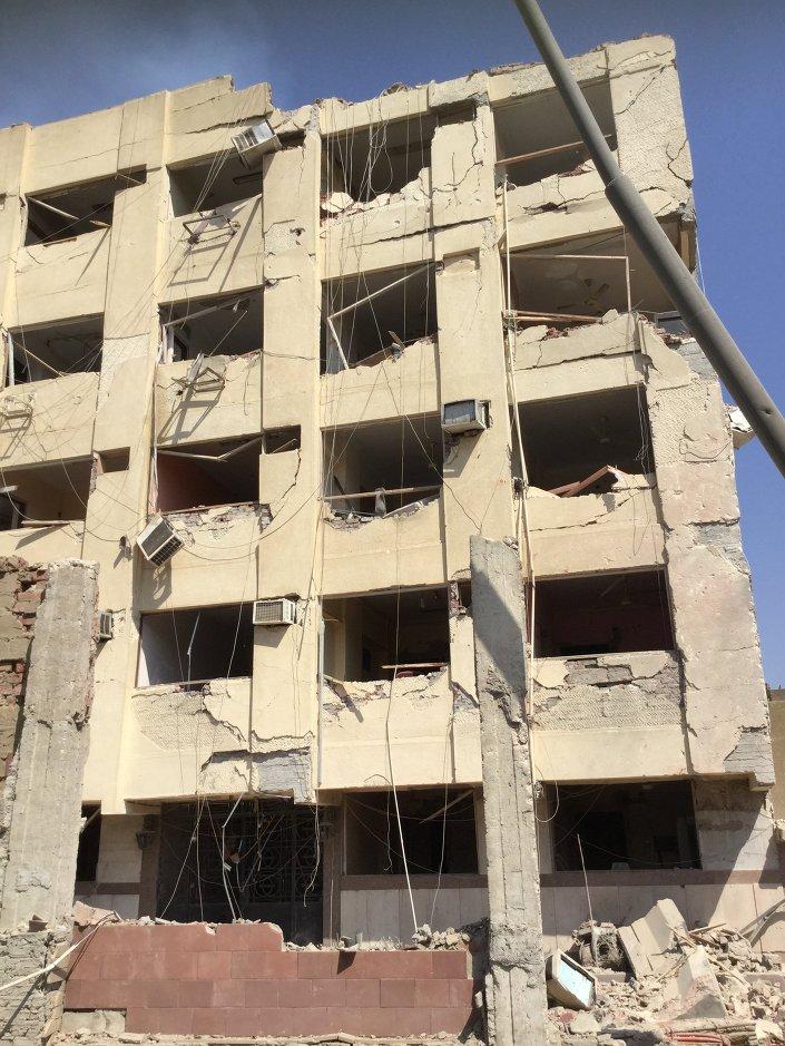 مصر ـ انفجار
