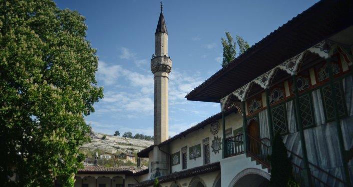 مسجد في القرم
