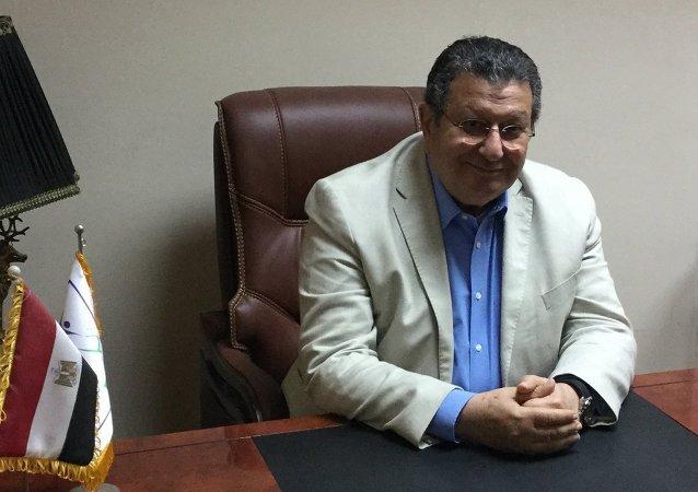 رئيس حزب المؤتمر المصري