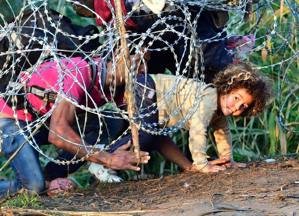 شو الذي جبرك على المر، الأمر منه: المهاجرون على الحدود بين صربيا والمجر