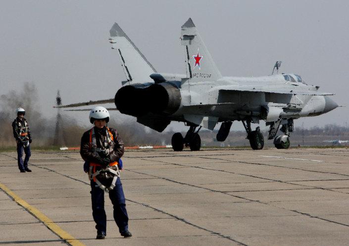 المقاتلة ميغ - 31