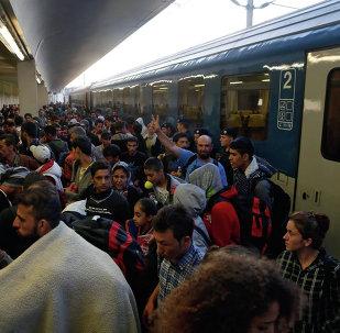 لاجئون من الشرق الأوسط