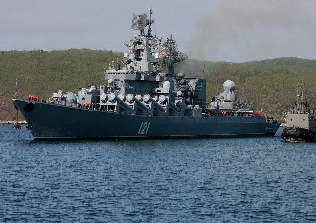 الطراد الصاروخي موسكفا