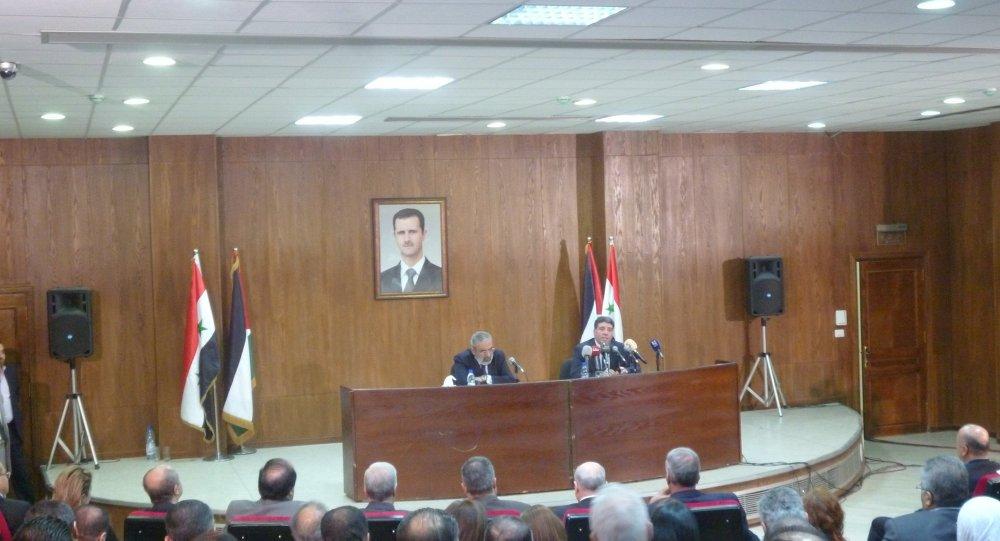 رئيس الوزراء السوري
