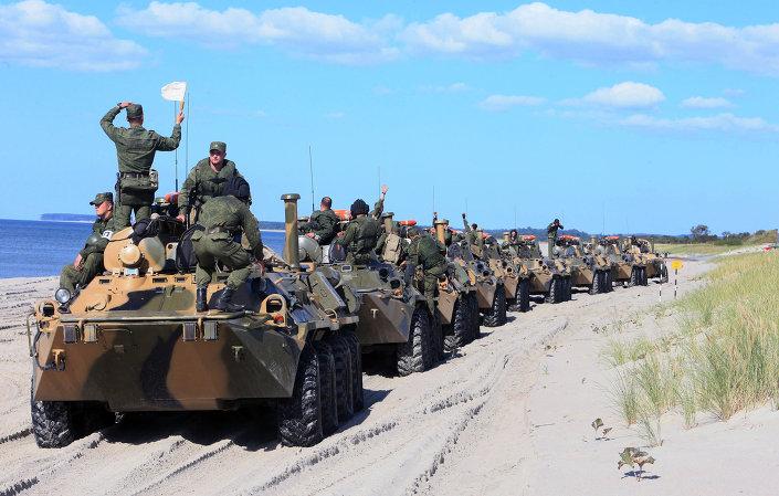 ناقلات الجنود المدرعة بي تي إر 80