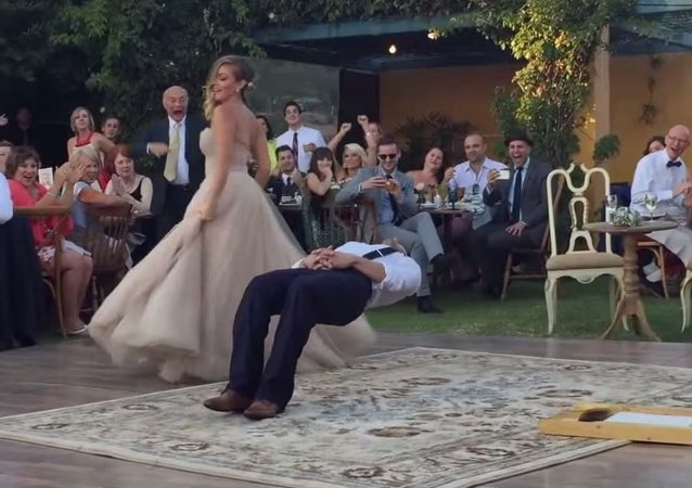 عروس تسحر عريسها