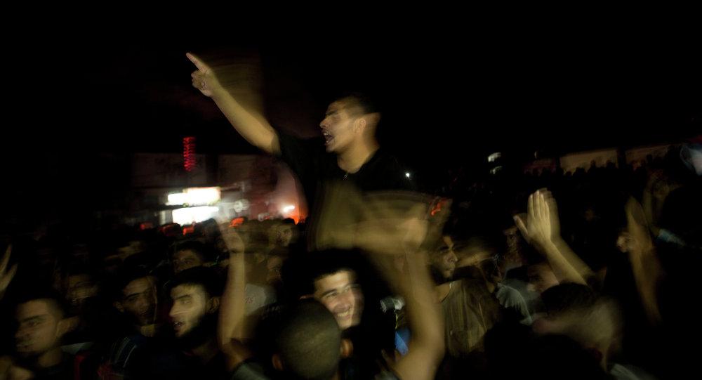 قطاع غزة وأزمة الكهرباء
