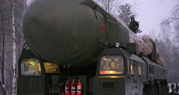 منظومة صواريخ توبول