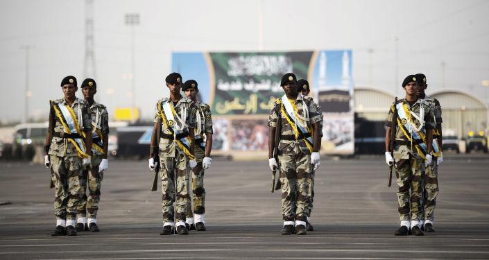 الشرطة الخاصة في السعودية