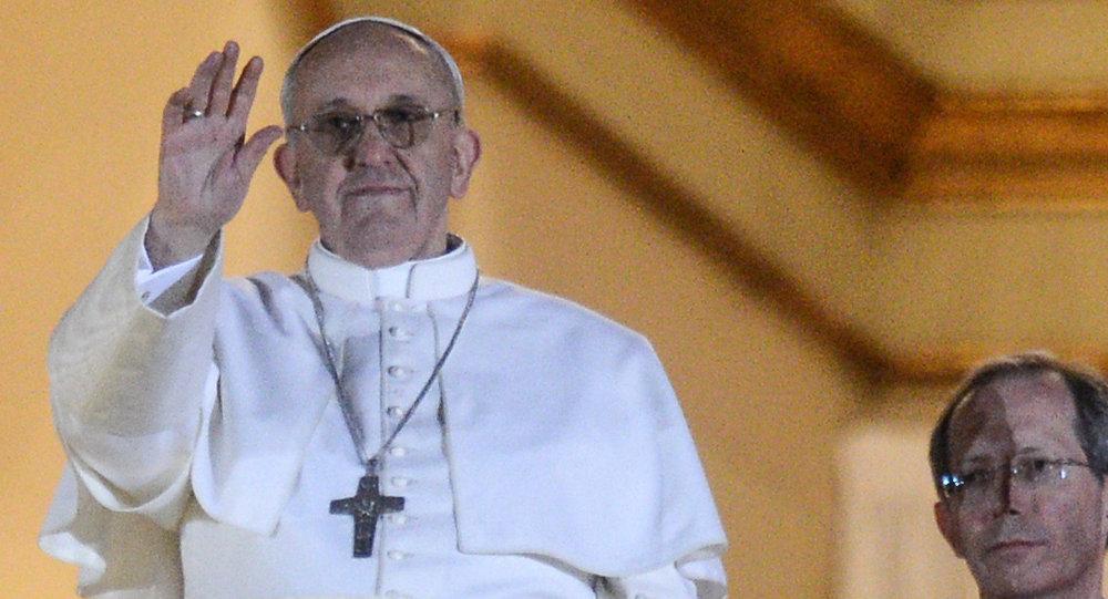 البابا فرانسيس الأول