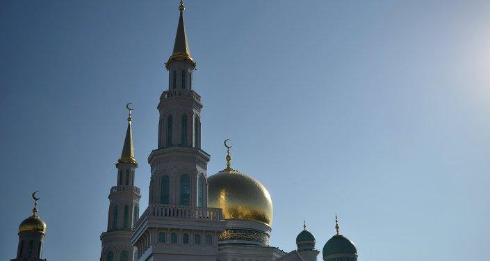 مسجد موسكو الكبير الجديد