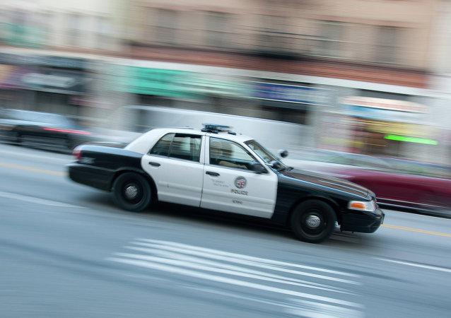 شرطة مدينة لوس أنجلوس