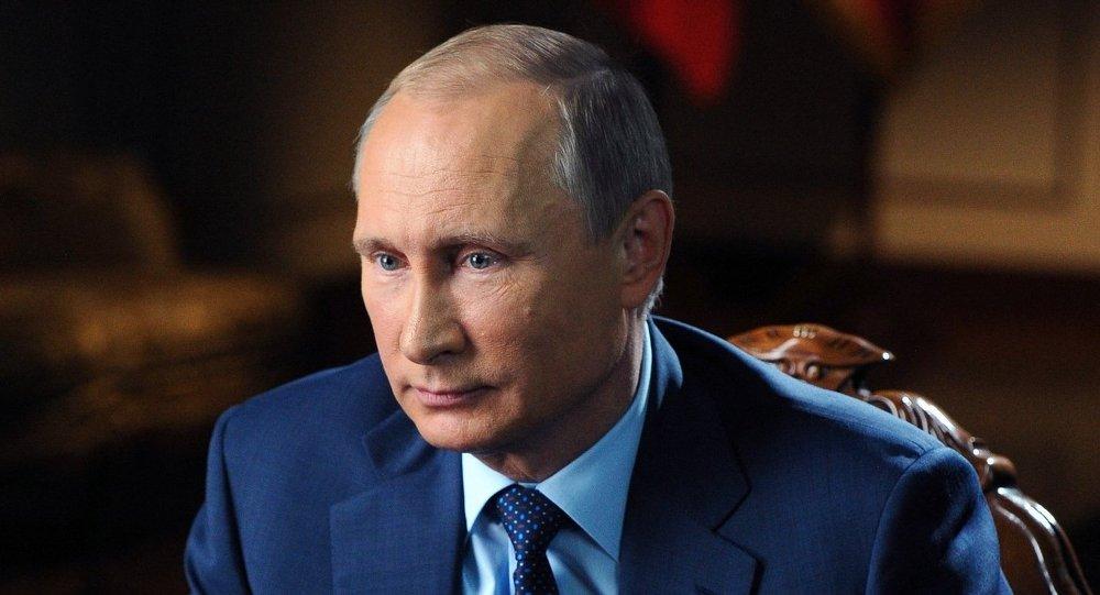 فلاديمير بوتين رئيس روسيا