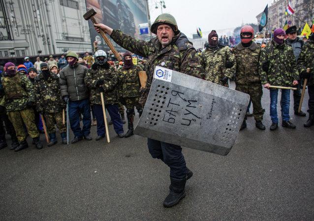 اضطرابات في كييف