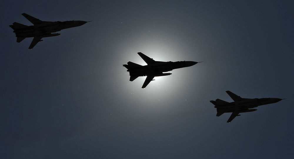 سلاح الجو الروسي
