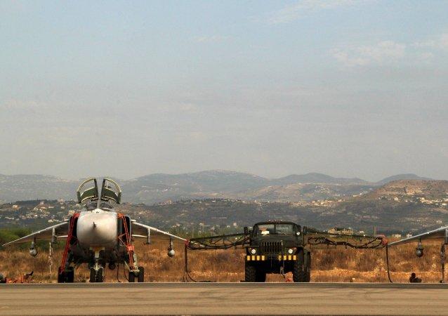 القاعدة العسكرية الجوية في اللاذقية