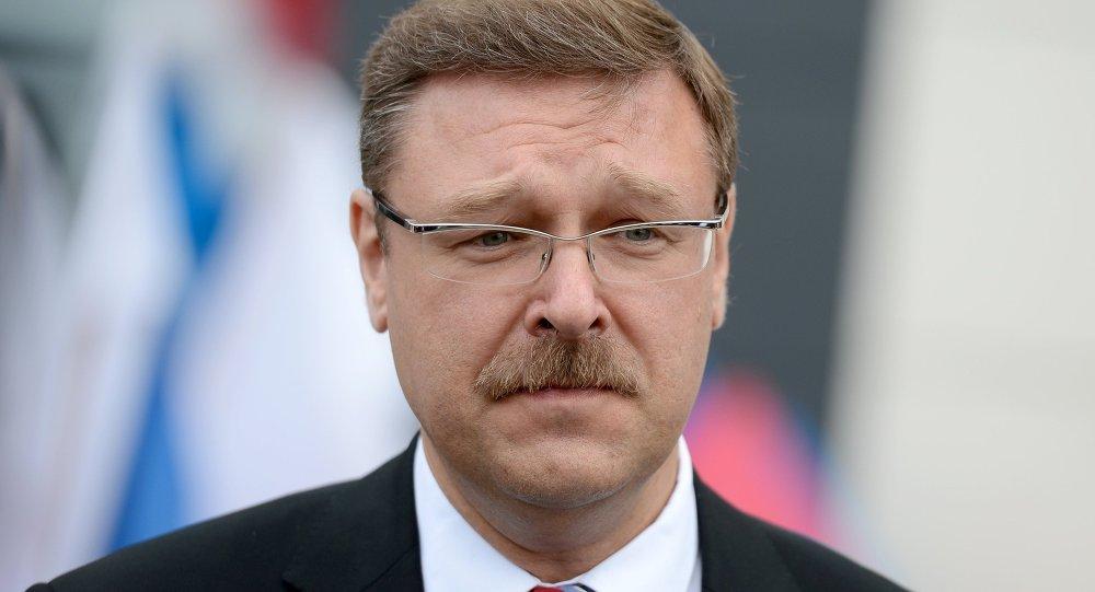 السيناتور كونستانتين كوساتشيف
