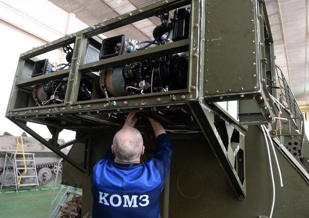 وحدة الحرب الإلكترونية تستعد لاستخدام وسيلة