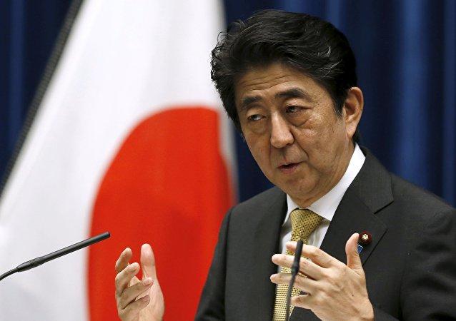 رئيس الوزراء الياباني شينزو أبي