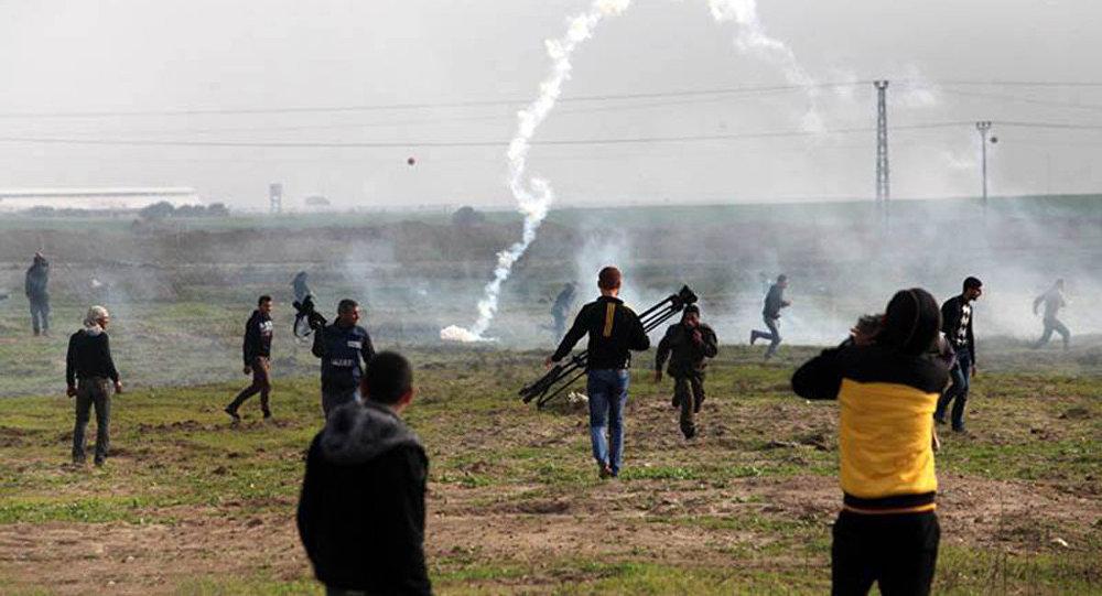 شرق قطاع غزة