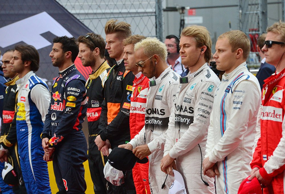 سباق جائزة روسيا الكبرى لـ فورمولا-1