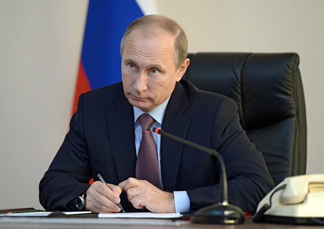 فلاديمير بوتين