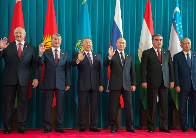اجتماع قمة لرابطة الدول المستقلة في كازاخستان