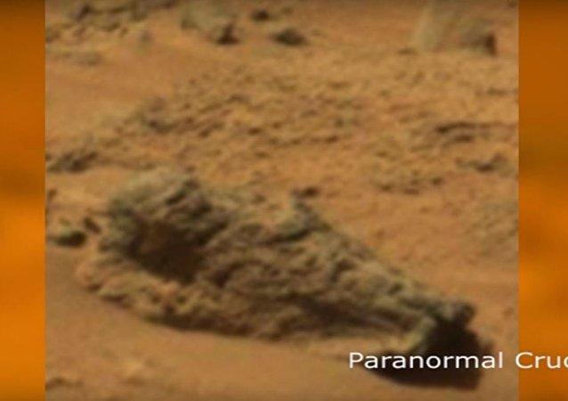 اكتشاف مقابر للمحاربين على سطح المريخ