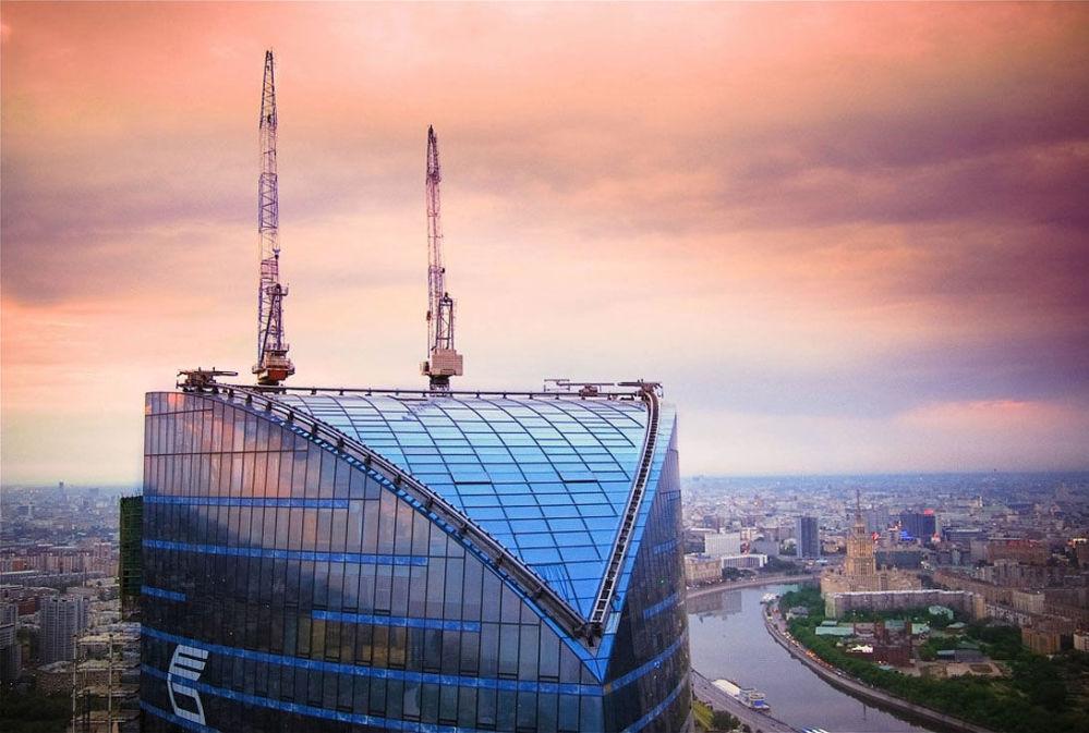 العاصمة موسكو