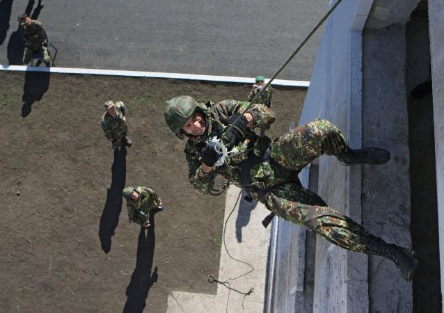 القوات الخاصة الروسية فى جهاز وزارة الداخلية