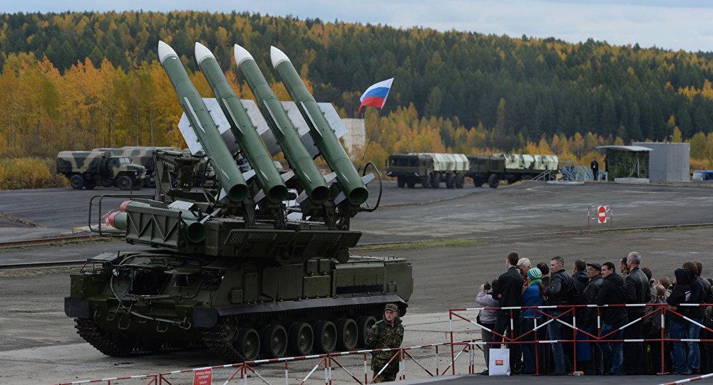 معرض الأسلحة الروسية