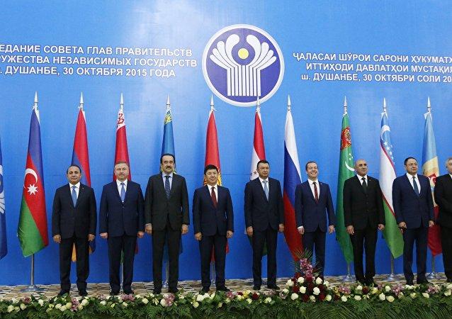 رؤساء وزراء الدول أعضاء رابطة الدول المستقلة