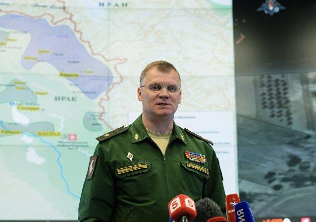 اللواء إيغور كوناشينكوف