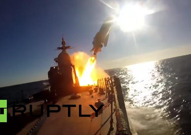 روسيا: اختبار التعديل الأخير المضاف إلى أسطول بحر البلطيق