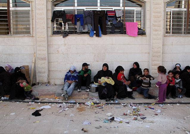 أطفال سورية