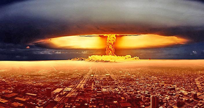 ضربة نووية