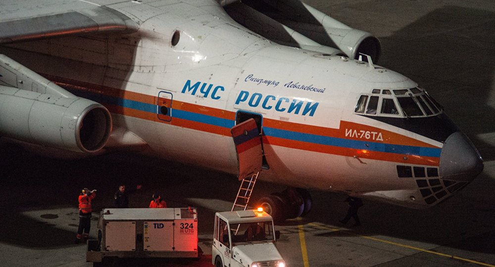 نقل أمتعة السائحين الروس من شرم الشيخ إلى موسكو