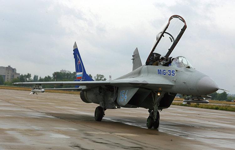 المقاتلة متعددة المهام ميغ 35