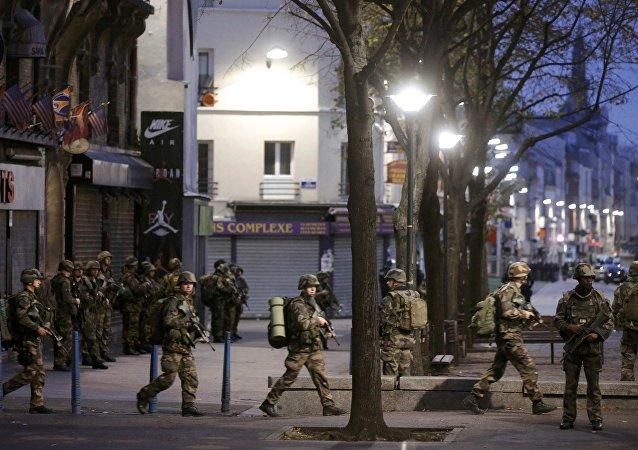 قوات الأمن في أوروبا