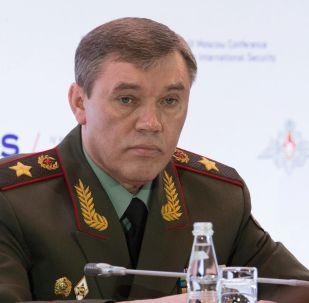 رئيس هيئة الأركان الروسية، فاليري غيراسيموف