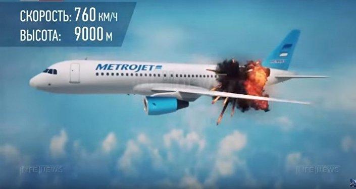 الطائرة الروسية A321