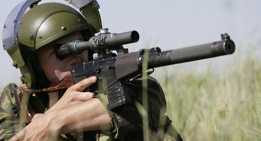 بندقية القنص