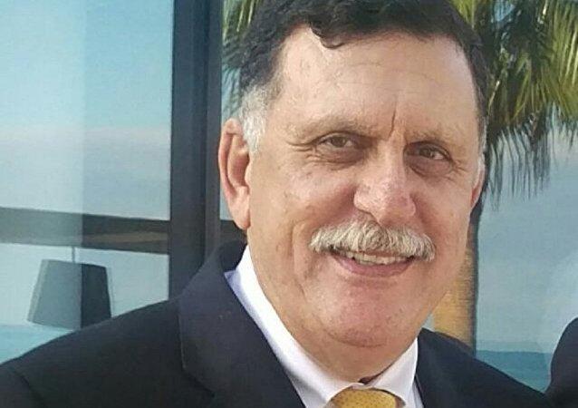 مرشح لرئاسة حكومة الوفاق الليبية فائز السراج
