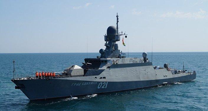 سفينة الصواريخ الصغيرة جراد سفيياجسك